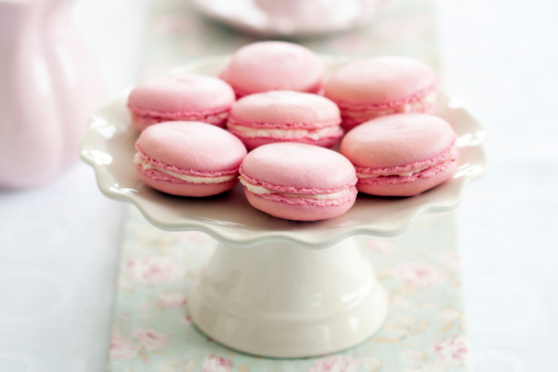 Macarons Stock Photo - Download Image Now