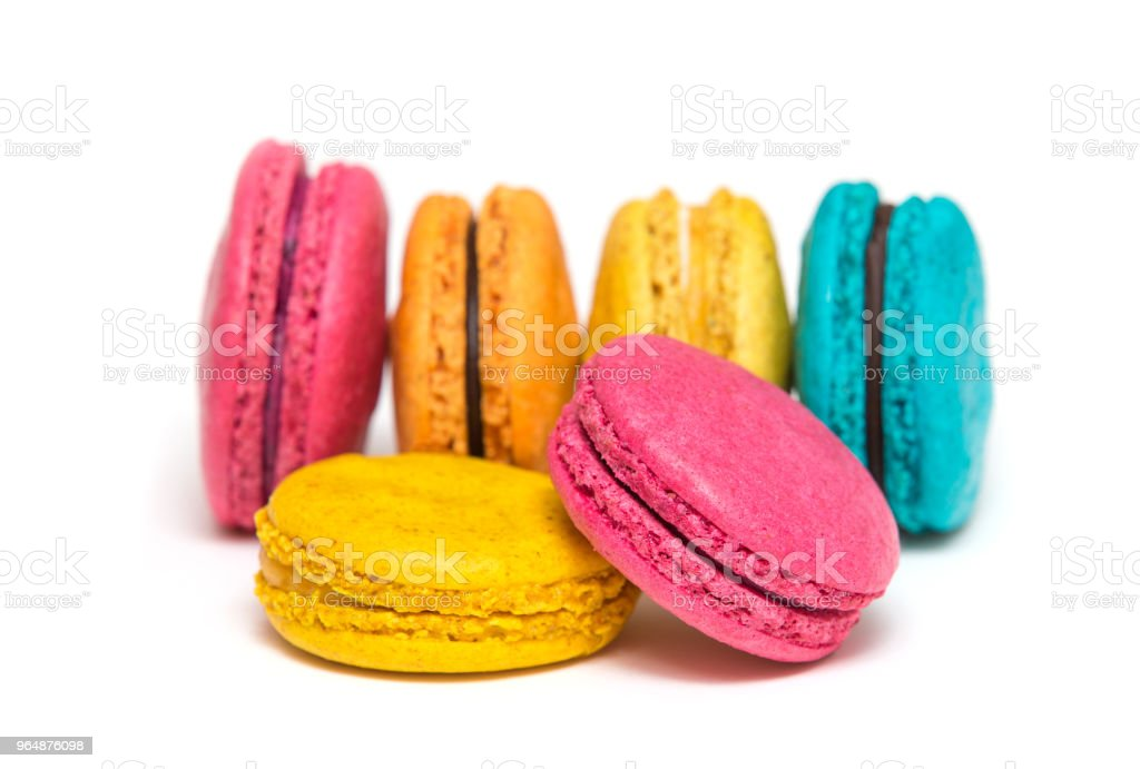 macaroons royalty-free stock photo