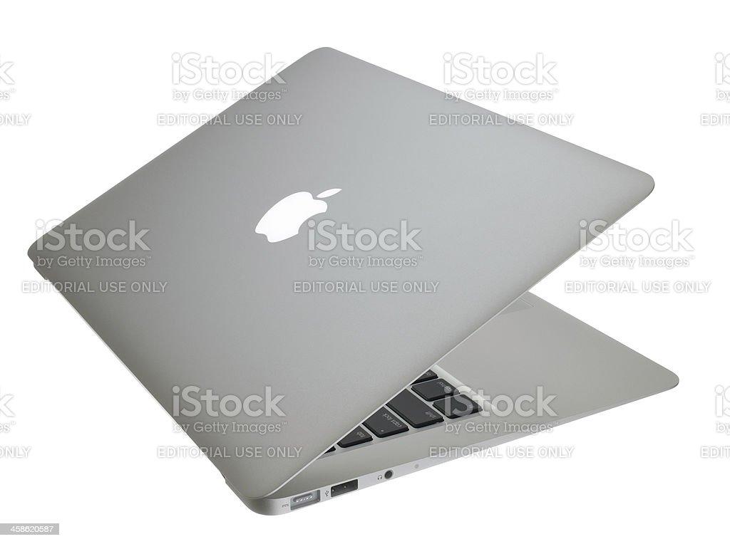 MacBook Air - foto de stock