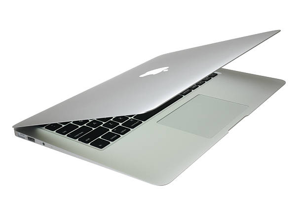 MacBook Air - foto de stock