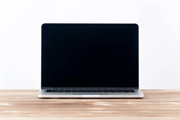 Macbook Pro - foto de stock