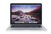 MacBook Pro Retina with Yosemite 5 on the screen