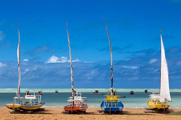 Maceio beach, northeast Brazil