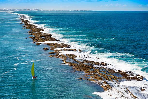 Maceio coastal region,