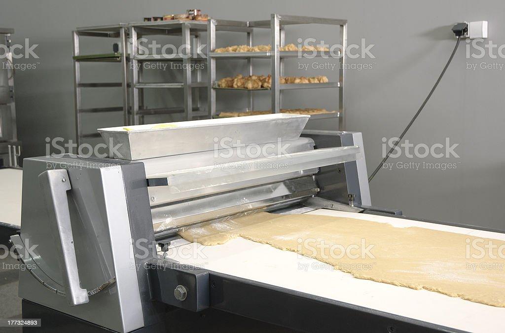 Maschine für die Teig – Foto