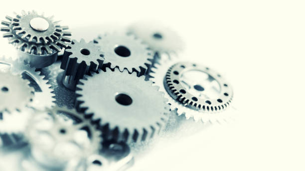 machine gears - efficiency stock photos and pictures