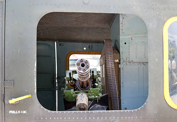 machine gun Vietnam war machine gun as used in Vietnam War viet cong stock pictures, royalty-free photos & images