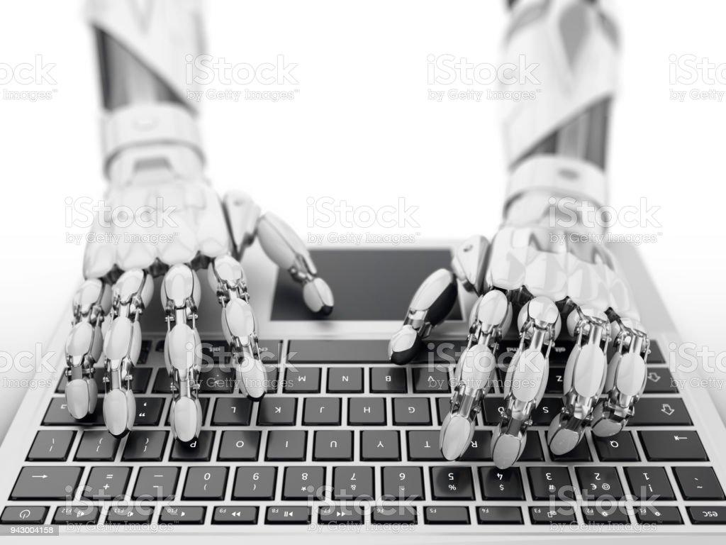 Machine learning-Konzept und künstliche Intelligenz-Technologie. – Foto