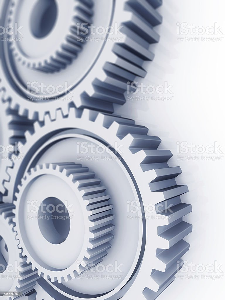 Machine Part royalty-free stock photo