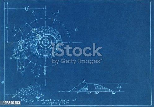 istock Machine parts 157399463