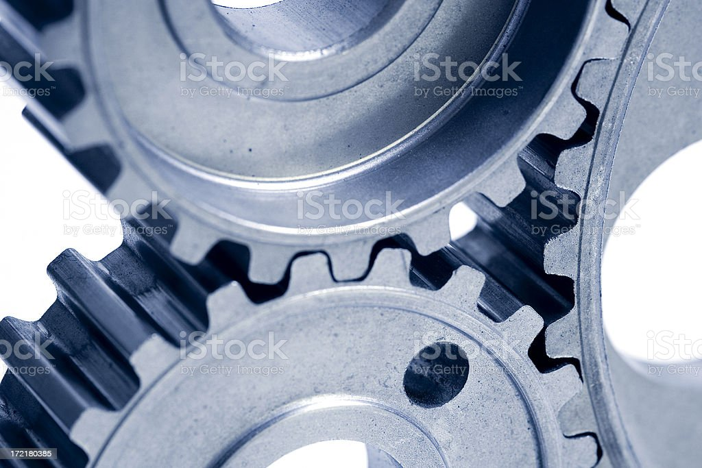 Machine parts royalty-free stock photo