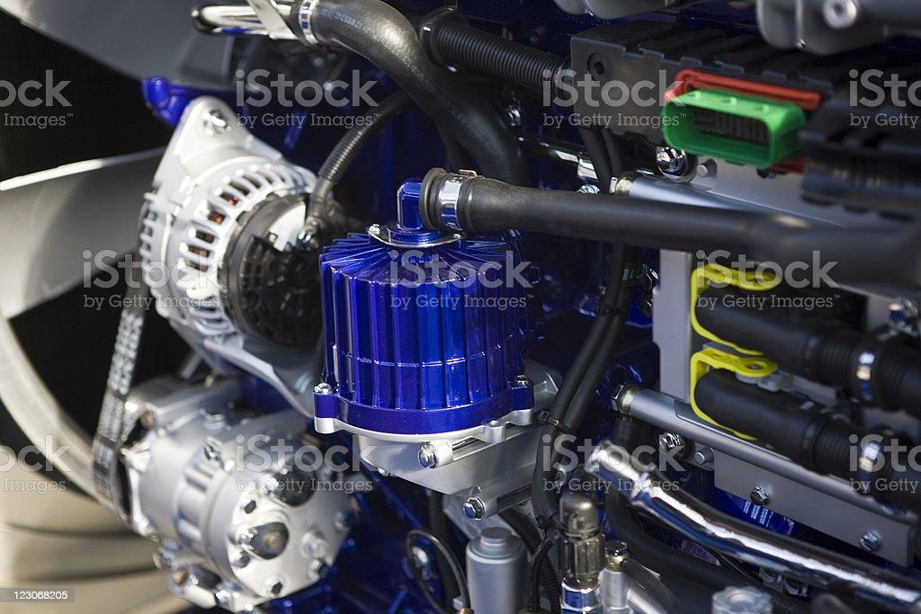 Machine royalty-free stock photo