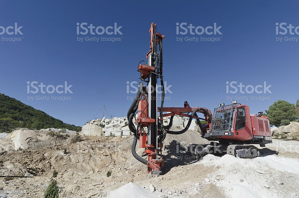 machine stock photo