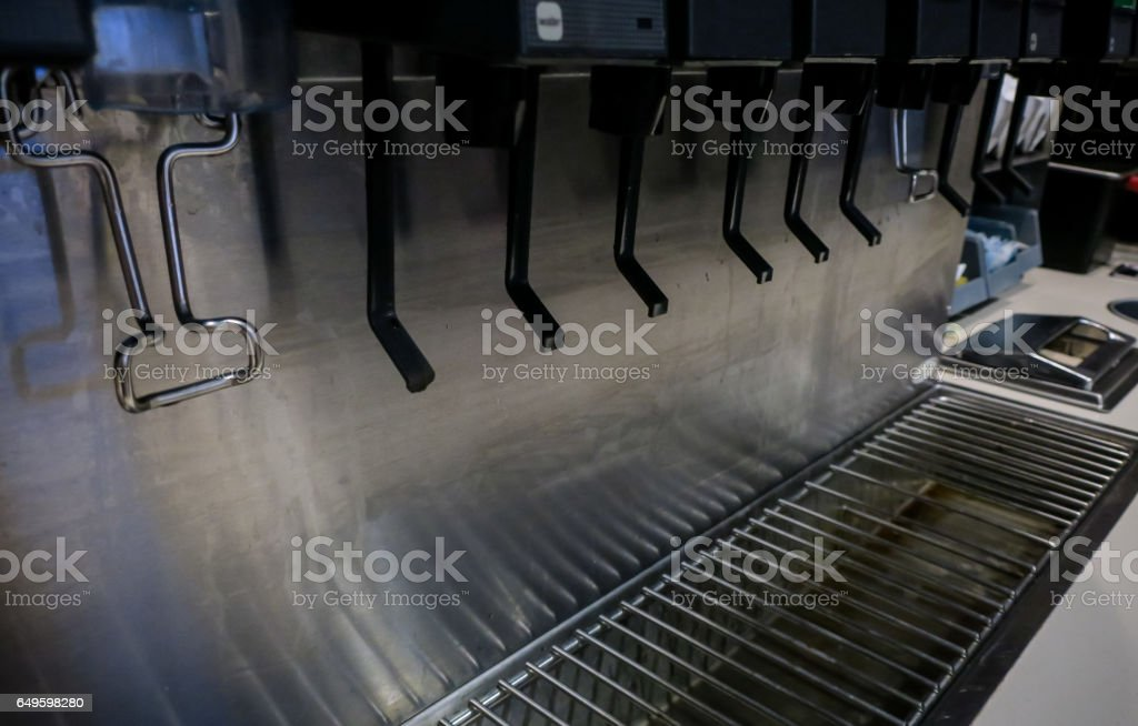 machine switch stock photo