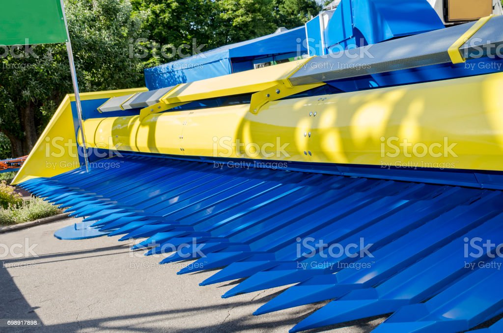 Machinery for agriculture stock photo