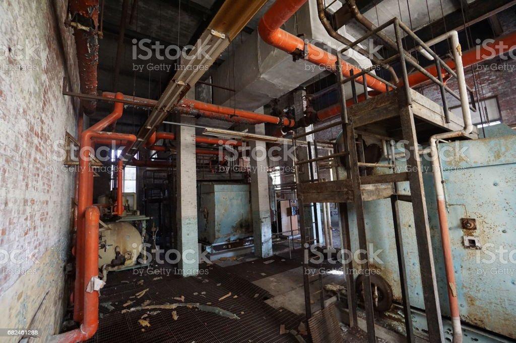 Maschinen, Maschinenbau, Industrie, Fabrik Lizenzfreies stock-foto
