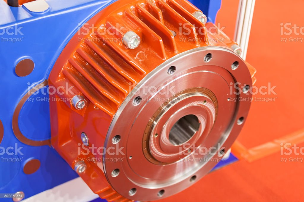 machines for metal cutting stock photo