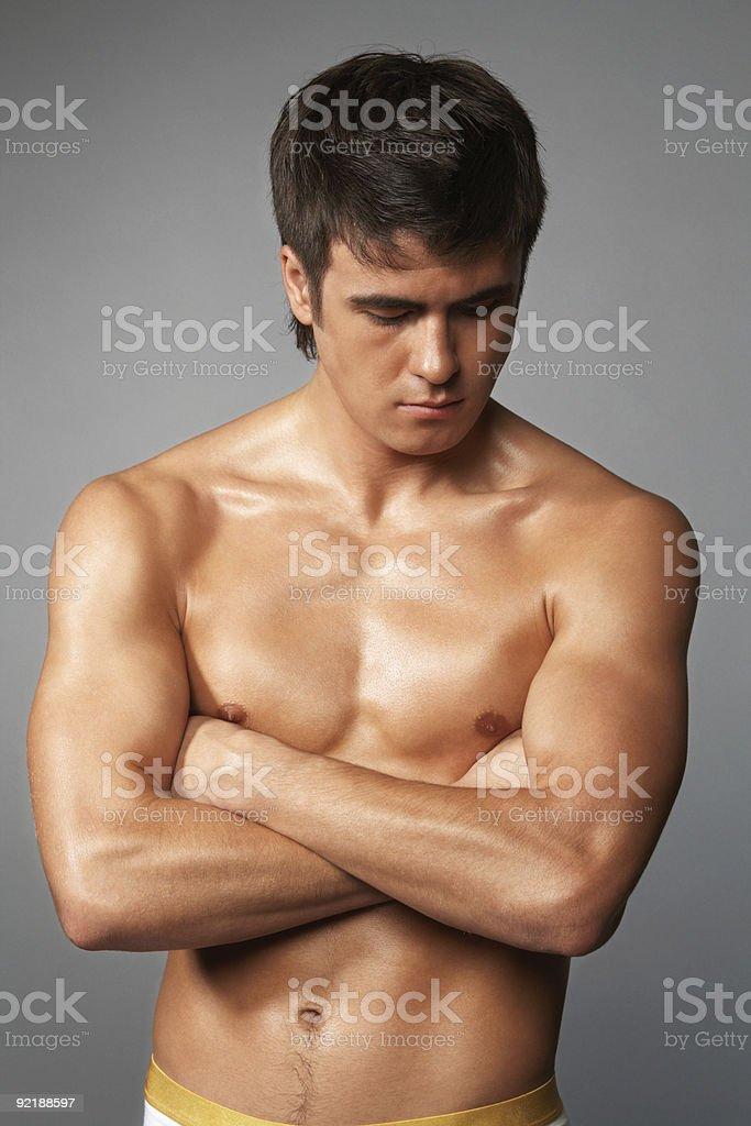 macho royalty-free stock photo