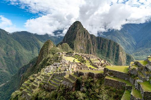 istock Machu Picchu In Peru 1092792852