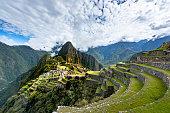 istock Machu Picchu In Peru 1129066135