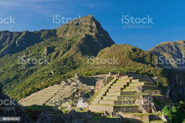 Photo of Machu picchu inca heritage town