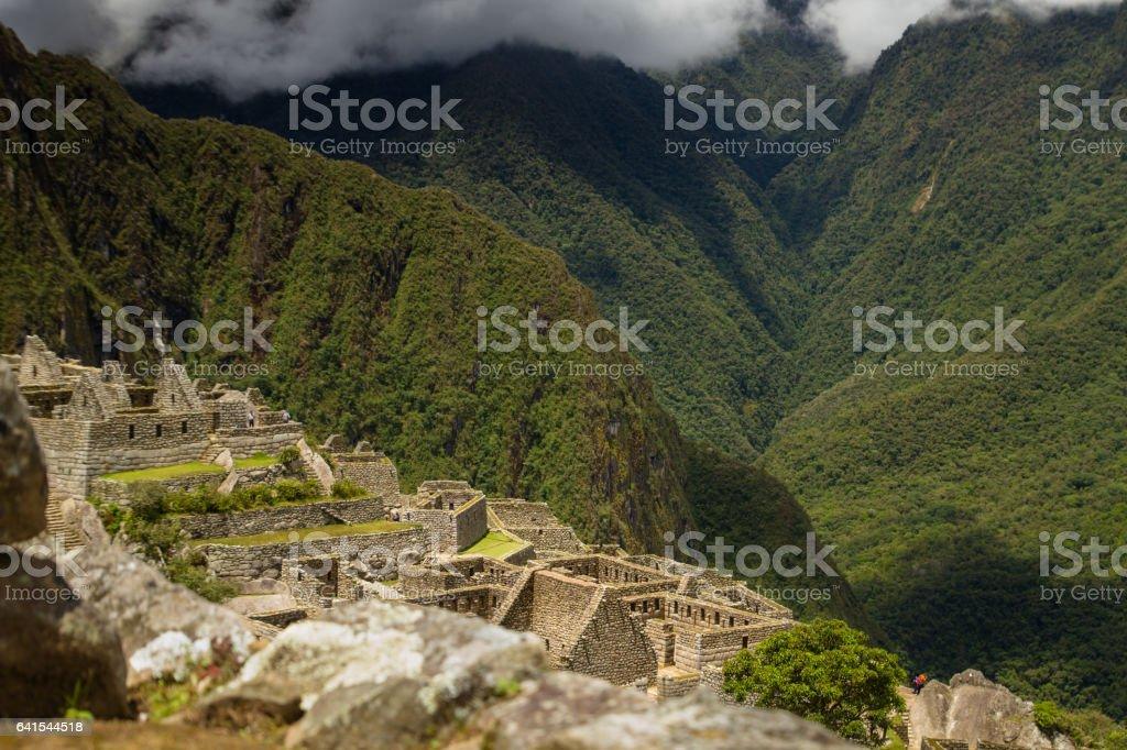 Machu Picchu, Peru foto