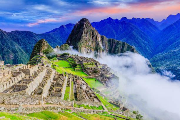 Machu Picchu, Peru. – Foto
