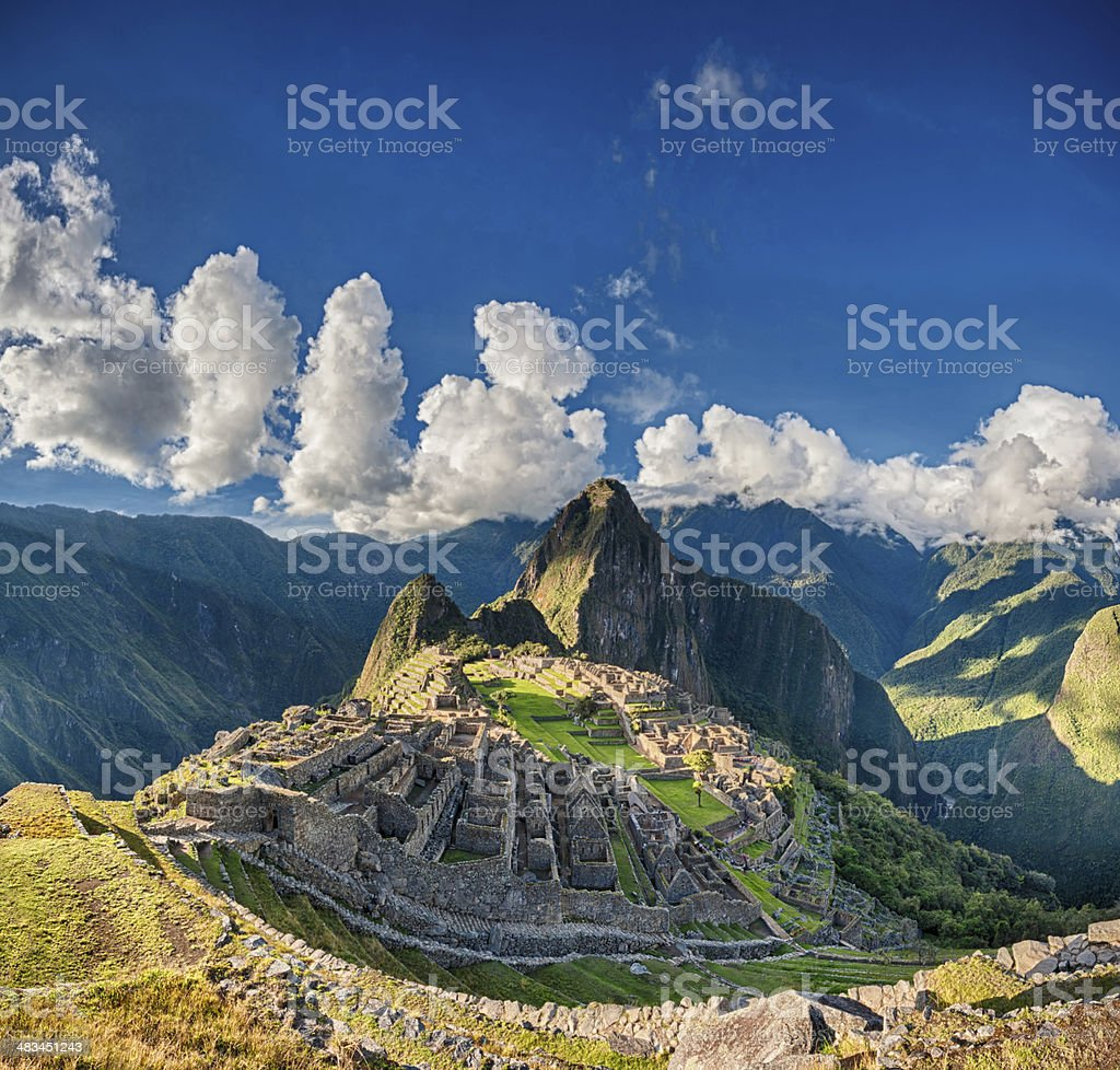 Machu Picchu – Foto