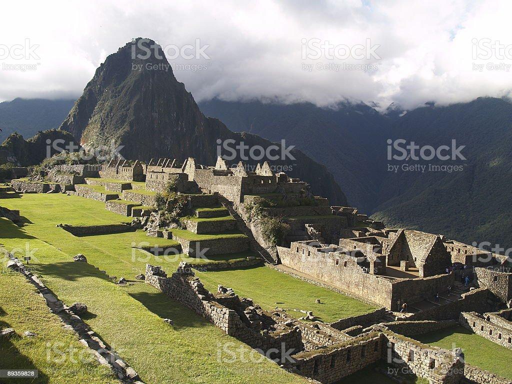 Machu Picchu, Peru zbiór zdjęć royalty-free