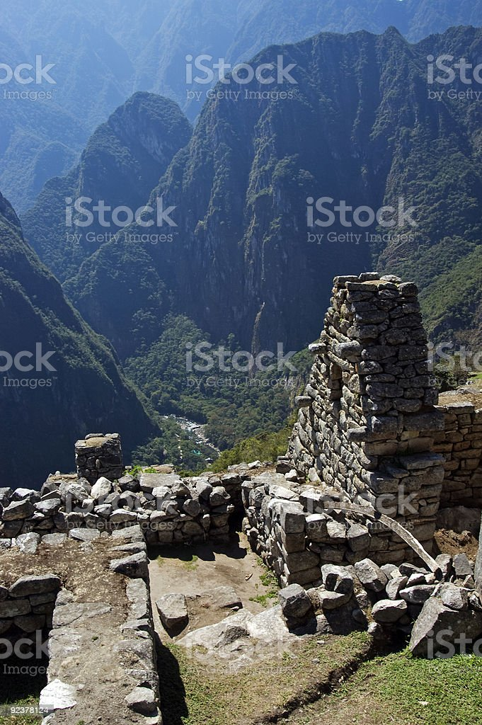 Machu Picchu Lizenzfreies stock-foto
