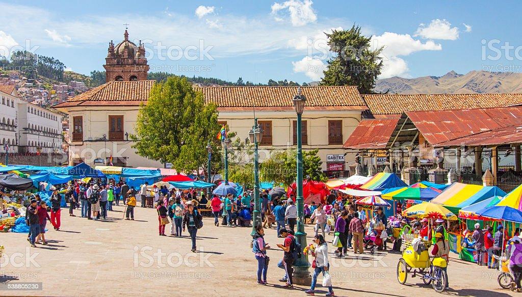 Machu Pichu stock photo