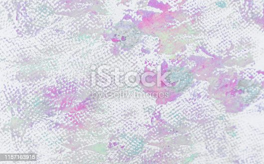 935916462istockphoto Macro close up of different color oil paint. colorful acrylic 1157163915