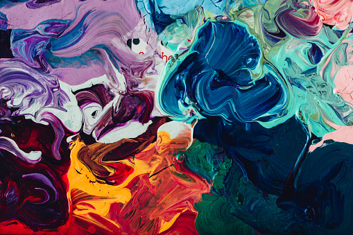 1084390994 istock photo macro close up of different color oil paint. colorful acrylic 638821060