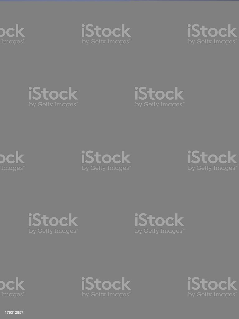 Macro Colored Paper Clips royalty-free stock photo