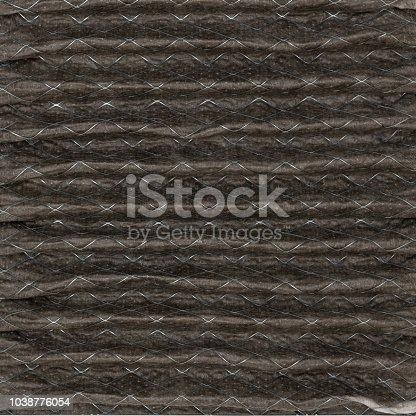 istock Macro of Dirty Air Filter 1038776054