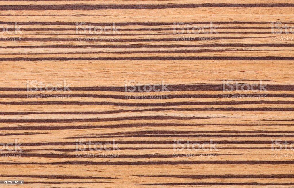 Macro Of Zebrano Wood Texture For Backgrounds Stock Photo 502519218