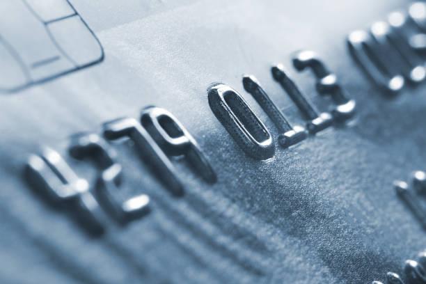 macro old credit card. - credit card zdjęcia i obrazy z banku zdjęć