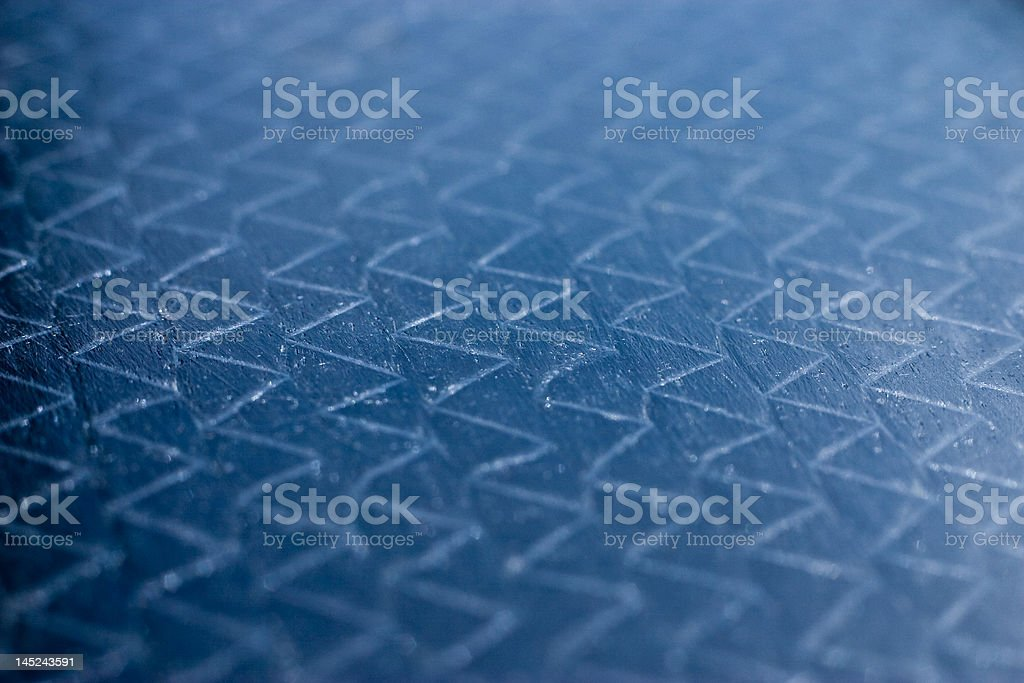 Macro photograph of unidirectional carbon fiber stock photo