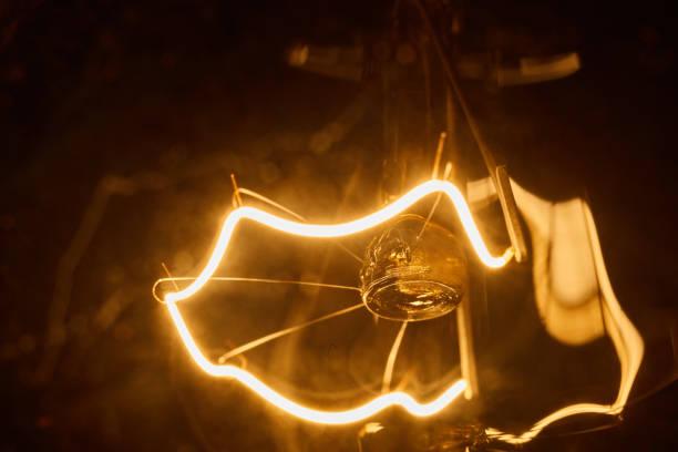 Macro photography - light bulb - Photo