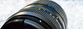 istock Macro shoot of telescopic macro lens 70-300ml 1093666986