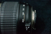 istock Macro shoot of telescopic macro lens 70-300ml 1093672934