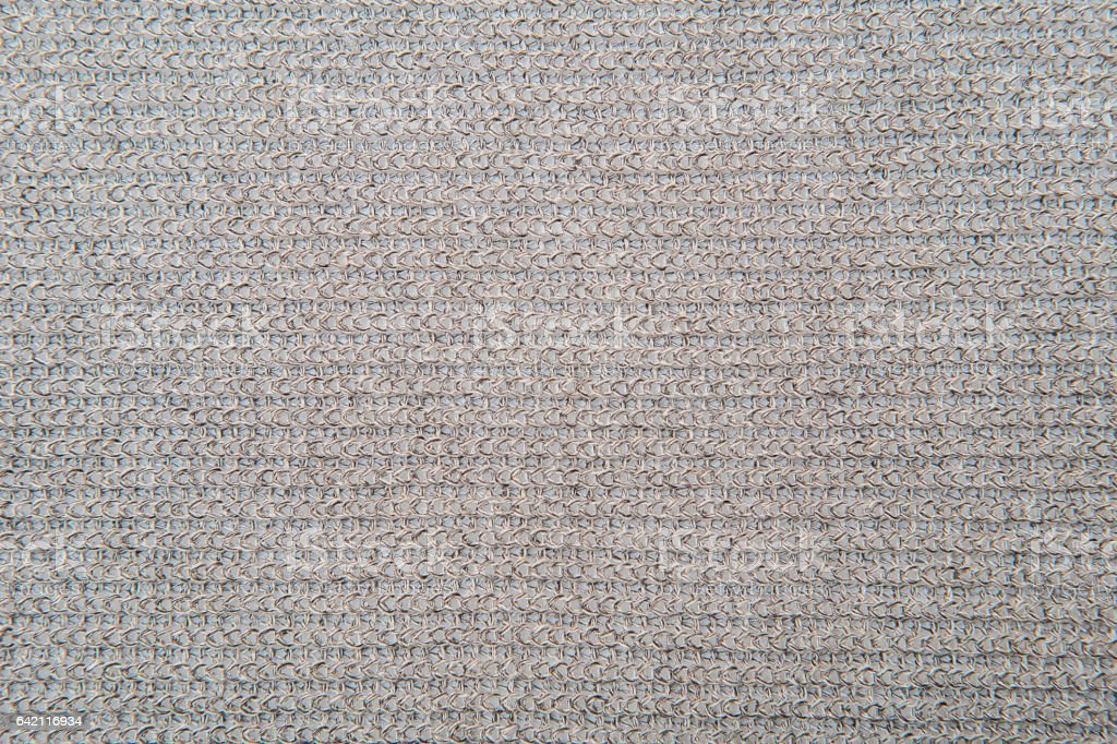 macro shot of jersey fabric textured cloth background stock photo