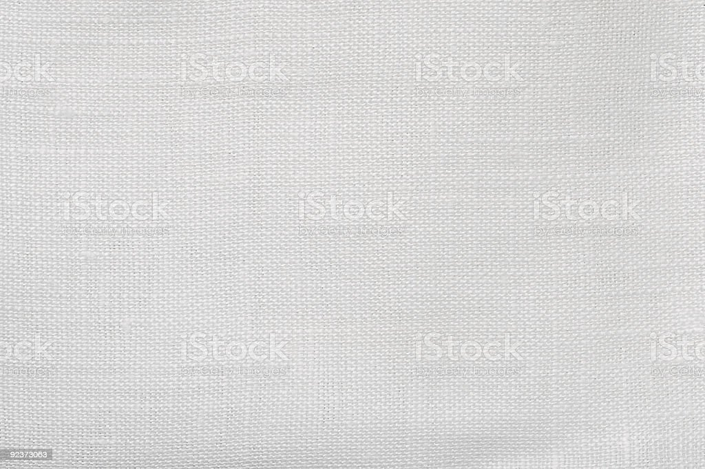 macro white linen background royalty-free stock photo