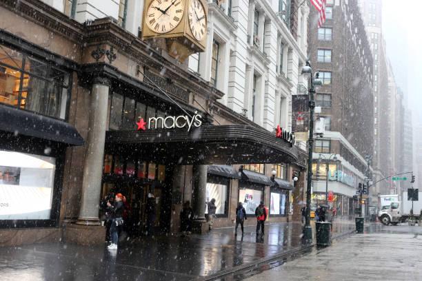 Macys Geschäft in Manhattan – Foto