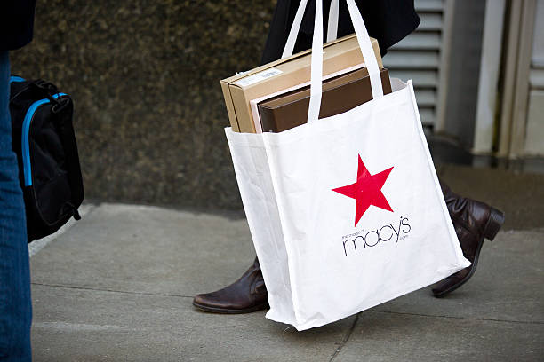 Macys to Close 68 Stores stock photo