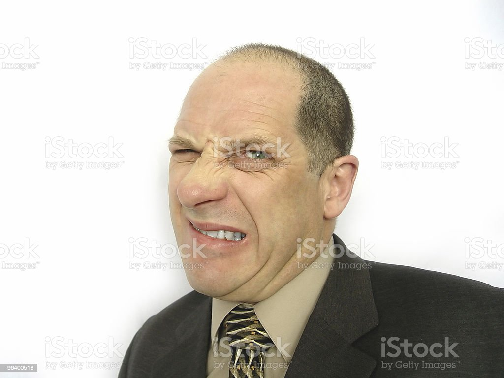 Mad Man - Royalty-free Adult Stock Photo