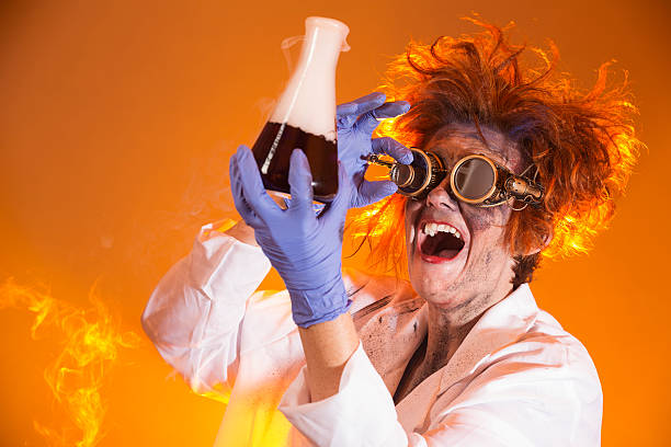 Verrückter Wissenschaftler – Foto
