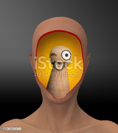 photo mad emoticon pawn by contributor Stock photo ID:629959544