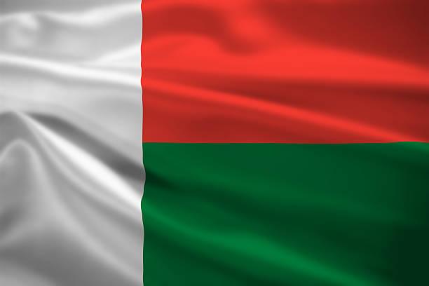 Royalty Free Madagasy Culture Madagascar Flag Backgrounds Pictures - Madagascar flag