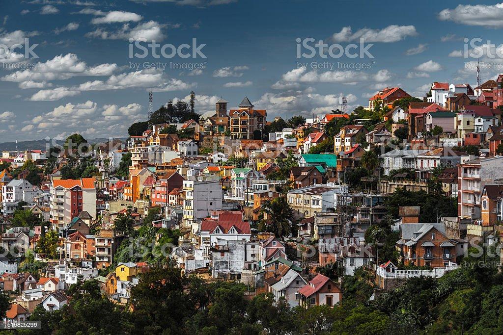 Madagascar stock photo